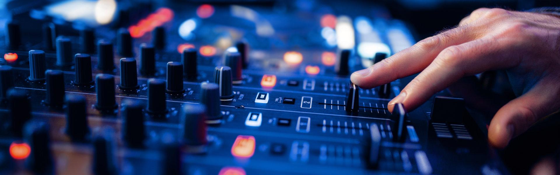 studio dźwiękowe
